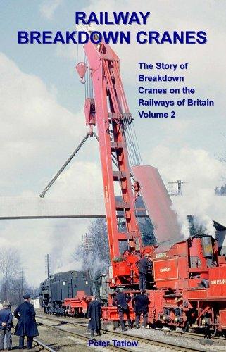 9781906419974: Railway Breakdown Cranes