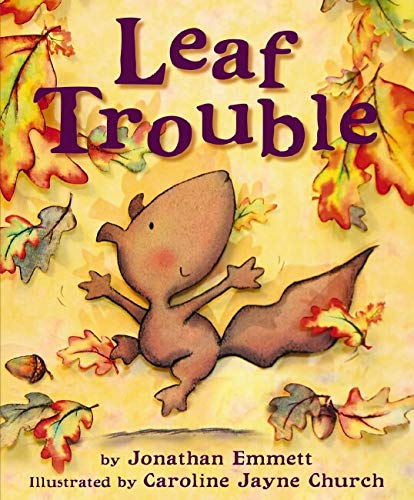 9781906427238: Leaf Trouble