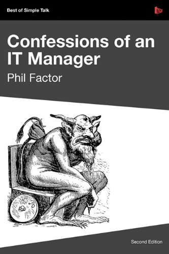 9781906434199: Confessions of an IT Manager