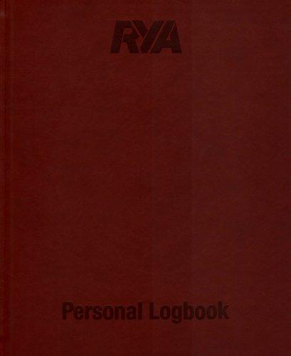 RYA Personal Logbook (Hardcover)