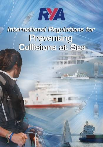 9781906435196: RYA International Regulations for Preventing Collisions at Sea
