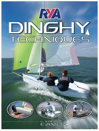9781906435431: RYA Dinghy Techniques