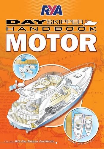 9781906435554: RYA Day Skipper Handbook - Motor