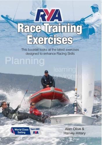 9781906435615: RYA Race Training Exercises