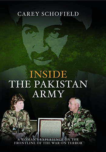 9781906447021: Inside the Pakistan Army: A Woman's Experience on the Frontline of the War on Terror