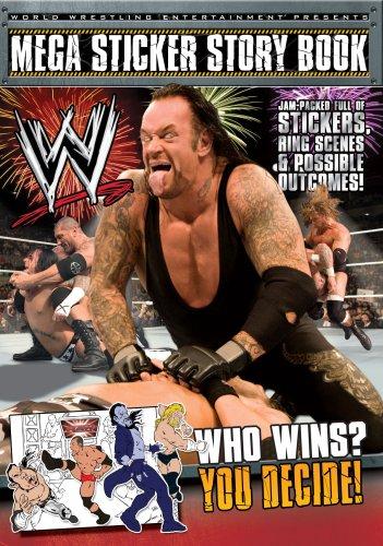 9781906450496: WWE Sticker Book: Spring 2009