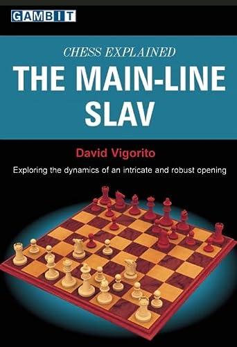 9781906454050: Chess Explained: The Main-line Slav