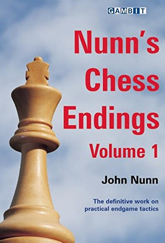 9781906454210: Nunn's Chess Endings volume 1