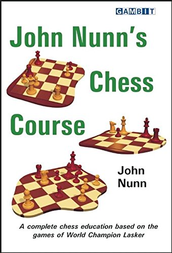 9781906454821: John Nunn's Chess Course