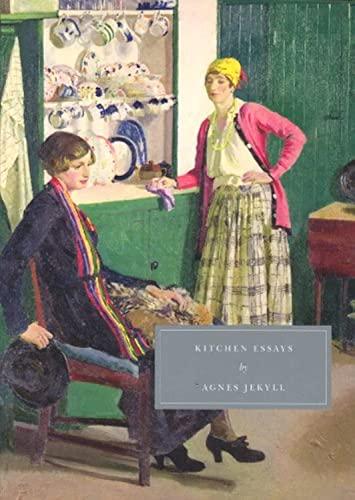 9781906462031: Kitchen Essays (Persephone Classics)