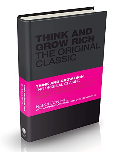 9781906465599: Think and Grow Rich : The Original Classic: The Original Classic Text (Capstone Classics)