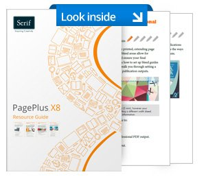 9781906471972: PagePlus X8 Resource Guide