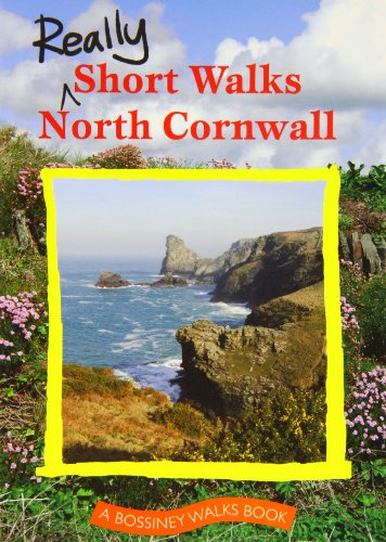 9781906474072: Really Short Walks North Cornwall