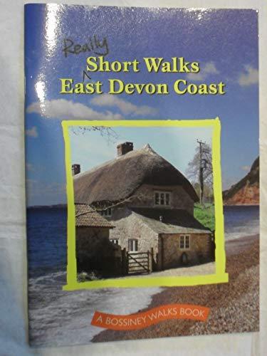 9781906474294: Really Short Walks East Devon Coast