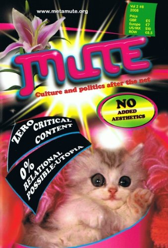 9781906496531: Mute: v. 2, No. 0: Precarious Reader