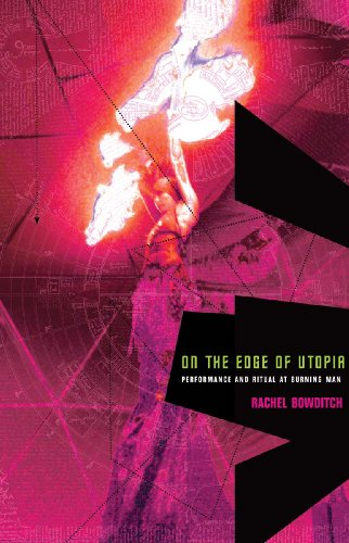 9781906497255: On the Edge of Utopia: Performance and Ritual at Burning Man (Enactments)