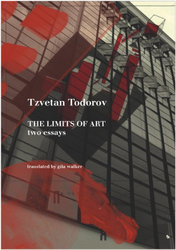 9781906497620: The Limits of Art: Two Essays (The French List)