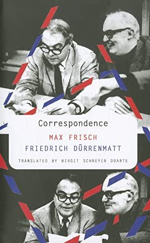 9781906497910: Correspondence (Seagull Books - The Swiss List)