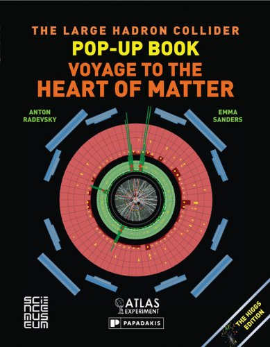 9781906506414: The Large Hadron Collider Pop-up Book: Voyage to the Heart of Matter