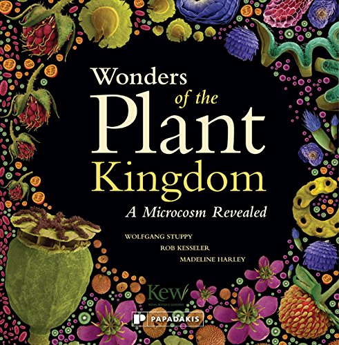 9781906506476: Wonders of the Plant Kingdom: A Microcosm Revealed