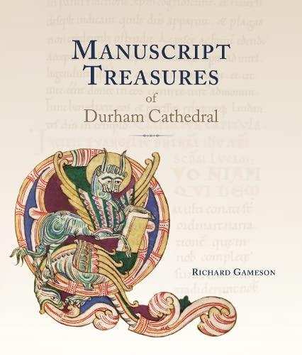 9781906507121: Manuscript Treasures of Durham Cathedral
