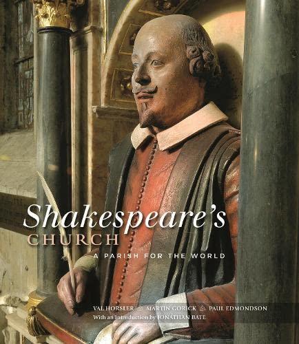 Shakespeare's Church: Val Horsler and Martin Gorick and Paul Edmonsong