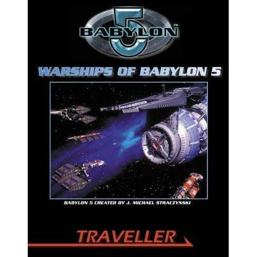 9781906508258: Warships of Babylon 5 (Traveller)