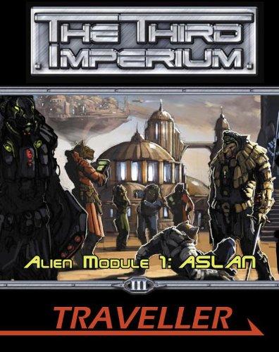 Alien Module 1: Aslan (Third Imperium; MGP3818): Gareth Hanrahan