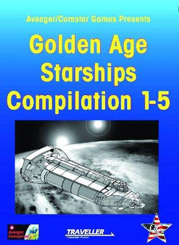 9781906508616: Golden Age Starships Compilation