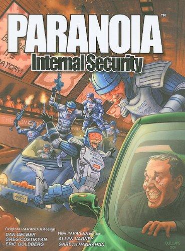 9781906508692: Internal Security (Paranoia)