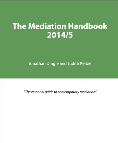 9781906509774: The Mediation Handbook 2014/15