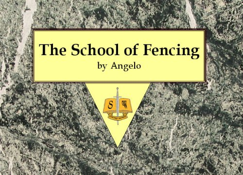 9781906512231: The School of Fencing