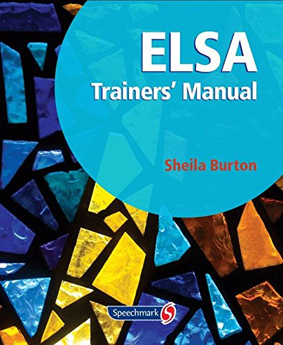 ELSA Trainers Manual (Mixed media product): Sheila Burton
