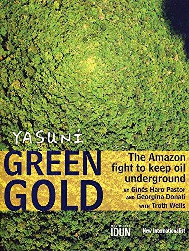 Yasuni Green Gold: The Amazon Fight to: Mauro Burzio