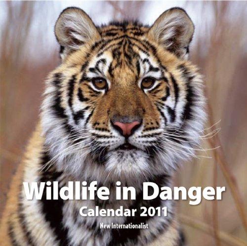 Wildlife in Danger Calendar 2011