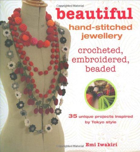 9781906525361: Beautiful Hand-stitched Jewellery