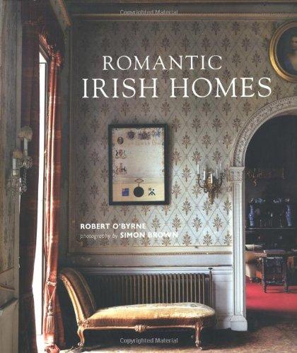 9781906525729: Romantic Irish Homes