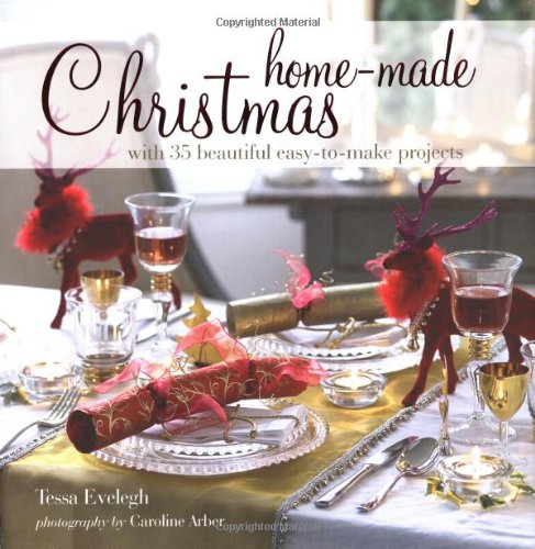 9781906525828: Home-Made Christmas: With 35 Beautiful Easy-to-make Projects