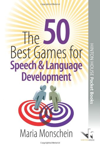 9781906531133: The 50 Best Games for Speech and Language Development (50 Best Group Games)