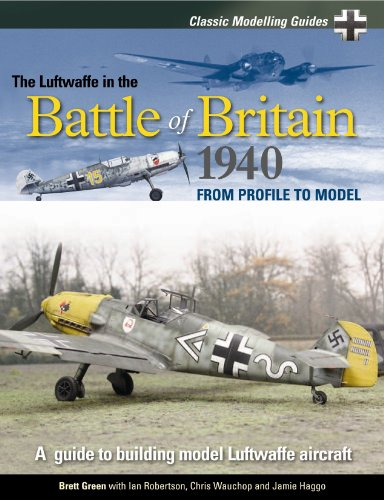 9781906537111: The Luftwaffe in the Battle of Britain 1940: Classic Modelling Guides 1