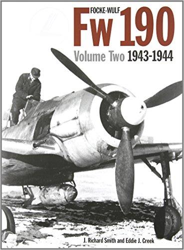 9781906537302: Focke Wulf FW 190: 1943-1944 v. 2