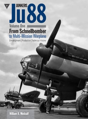 9781906537425: Junkers Ju88: Volume 1: From Schnellbomber to Multi-mission Warplane