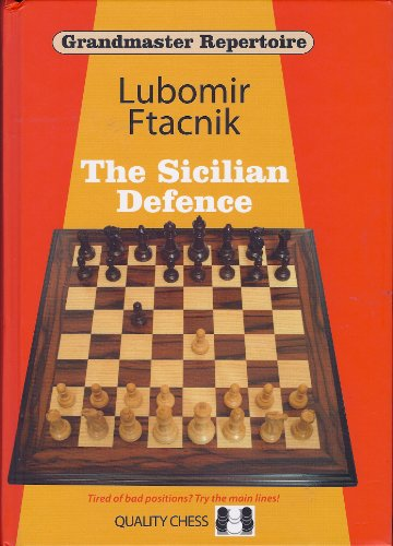 9781906552077: Grandmaster Repertoire (The Sicilian Defence)
