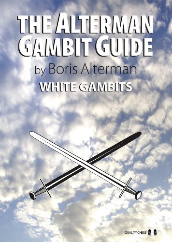 9781906552534: The Alterman Gambit Guide: White Gambits