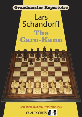 Grandmaster Repertoire 7: The Caro-Kann: Schandorff, Lars
