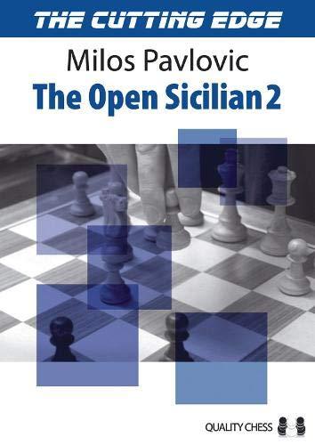 Cutting Edge: 2: Sicilian Najdorf 6.e3 (The Cutting Edge): Milos Pavlovic