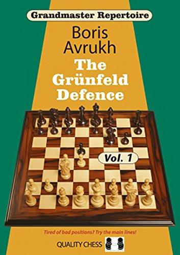 Grandmaster Repertoire 8: The Grunfeld Defence Vol.1: Avrukh, Boris