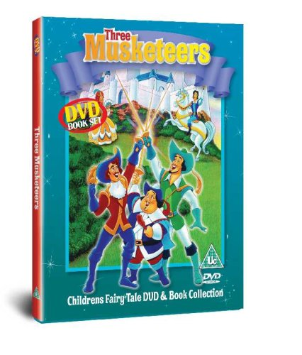 9781906554101: Three Musketeers