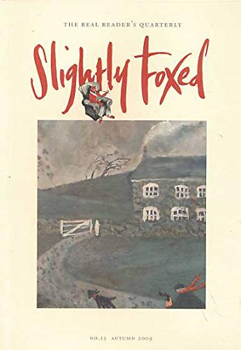 9781906562120: Slightly Foxed: No. 23: Social Climbing (Slightly Foxed: The Real Readers Quarterly)