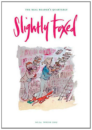 9781906562144: Slightly Foxed: No. 24: A Pash for Nash (Slightly Foxed: The Real Readers Quarterly)